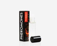 Perfumes masculinas com feromonas. Elaborado a partir de 3 feromonas diferentes. Phiero Night Man