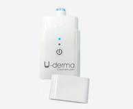 U-Derma aparelho eletrônico para a remoção de espinhas e impurezas.
