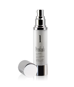 Ajuda a remover manchas causadas pela utilização do laser para remover tatuagens. Creme hidratante.