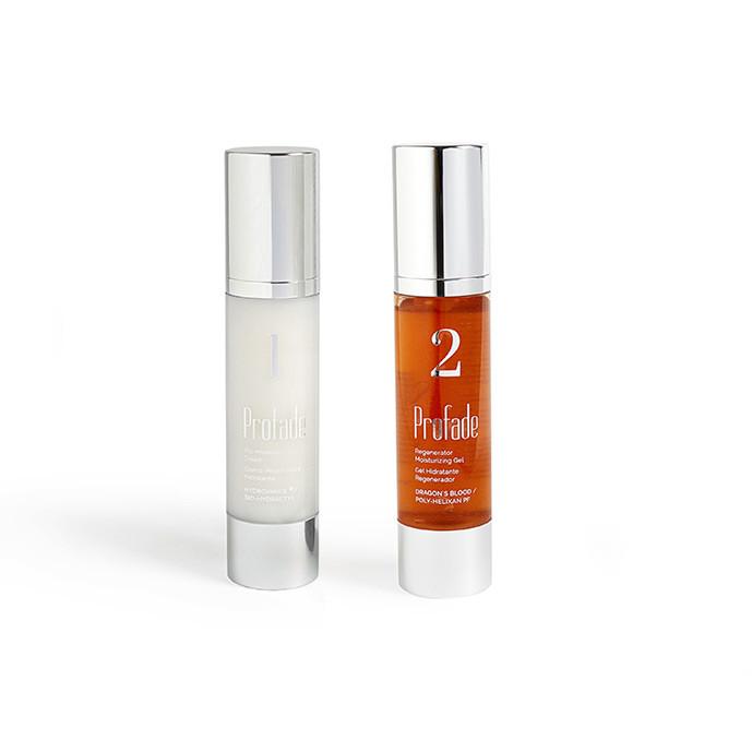 Feuchtigkeitscreme und regenerierendes Gel für tätowierte Haut