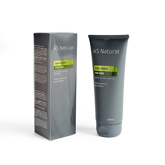 1 XS Natural reduction cream for men