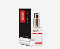 Perfume with pheromones for men made from powerful masculine pheromones. Phiero Notte