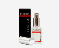 Perfume with pheromones for men. Phiero Premium