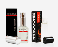 Phiero Notte & Phiero Night Man, pheromone perfumes for men