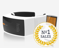 U-Neck electronic massager to releive muscular pain