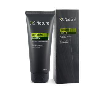 XS Natural Cream to reduce abdominal fat