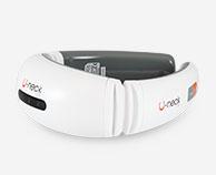 U-Neck masajeador electrónico para calmar el dolor muscular