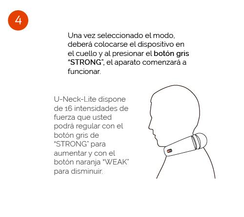 Paso 4 U-neck Lite