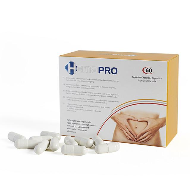 1 Hemapro Pills + Opas peräpukamien hoitoon ilmaiseksi