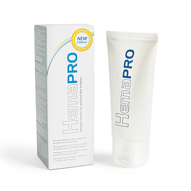1 Hemapro Cream + Manuale per le emorroidi Gratis