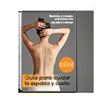 Guía para cuidar tu espalda y cuello donde te daremos consejos para evitar dolores musculares, como el dolor lumbar o el dolor cervical