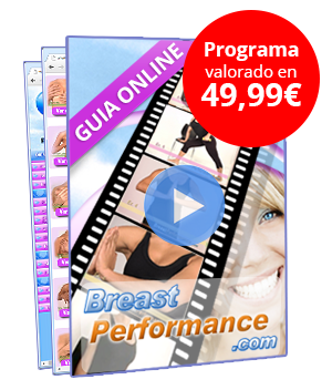 • Breast Performance, exercicios para aumentar os seios e melhorar a firmeza.