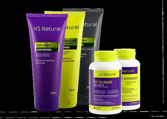 Produtos de emagrecimento e redutores XS Natural