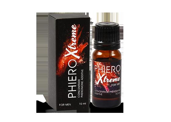 Perfumes com feromônios Phiero Xtreme