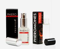 Phiero Notte y Phiero Night Man, Parfymer med feromoner för män