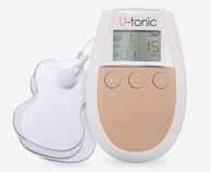 U-Tonic massageapparat som hjälper att formar kroppen