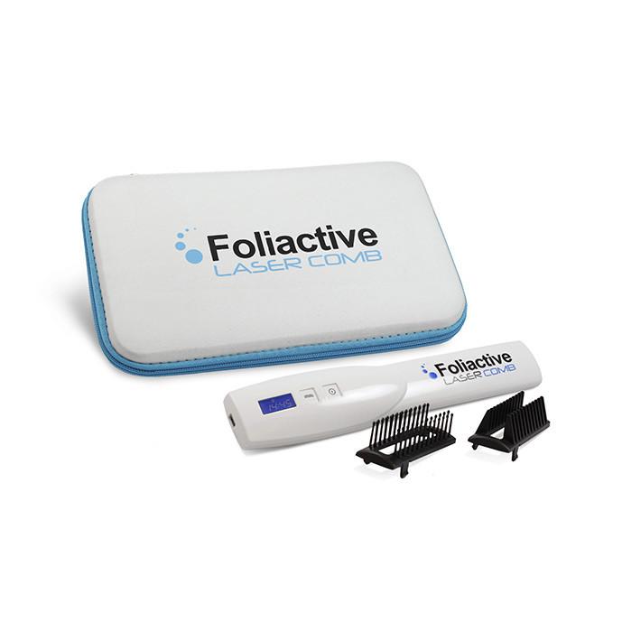 Foliactive Laser + Guia para o cuidado do cabelo Grátis