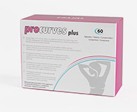 Procurves Plus, pílulas para aumentar os seios