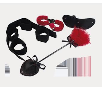 Accesoires Bondage Fantasy Pack Sex Toys