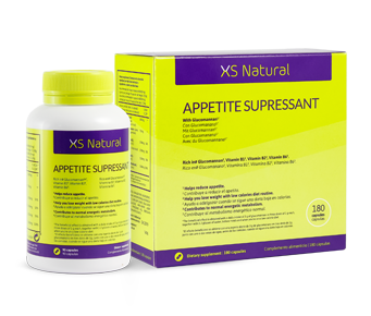 Hungerstillende Tabletten, XS Natural Appetite Suppressant