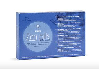 Tabletten gegen Stress und Angstzustände Zen Pills