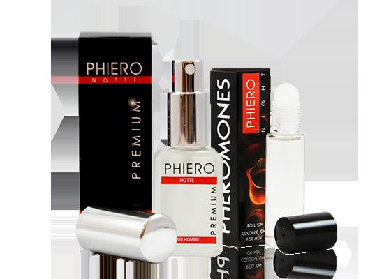 Pheromonparfüms Phiero