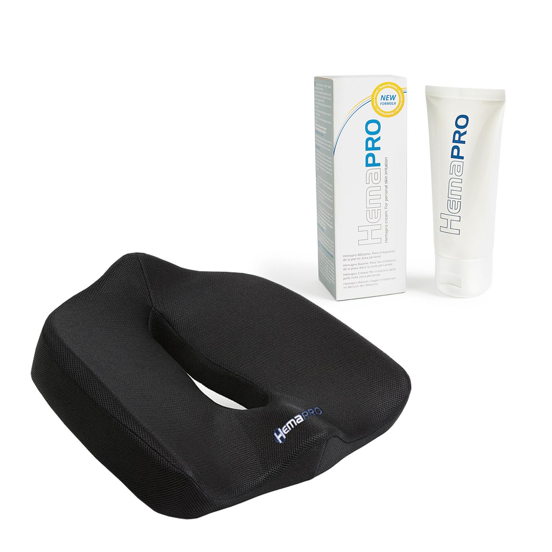Hemapro Cushion + Hemapro Cream