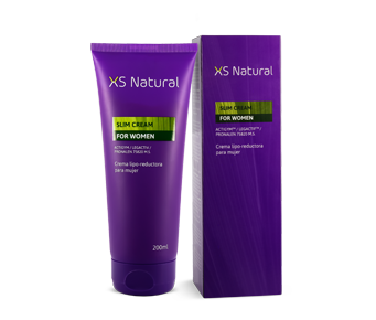 XS Natural cream to eliminate cellulite