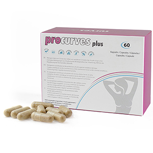 Procurves Pills, pastillas para aumentar los senos