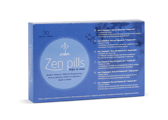 Anxiety control pills: Zen Pills