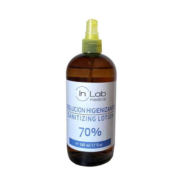 Solución higienizante Inlab