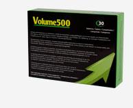 Mejorar la calidad del esperma, Volume500