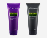 Crema para eliminar celulitis XS Natural. Crema para reducir la grasa abdominal XS Natural
