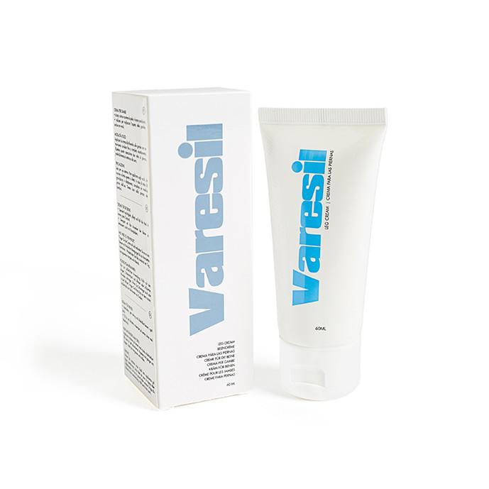 Varesil Cream, suonikohjujen kerma ja rauhoittaa oireita