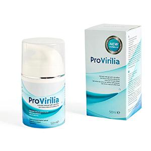 Gel intimo efecto calor para el miembro masculino, Provirilia