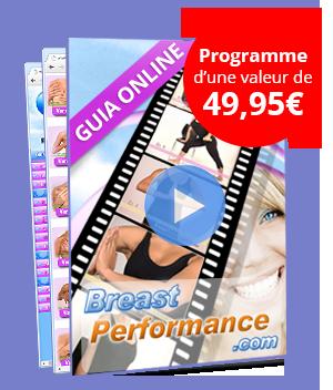 Breast Performance, exercices pour augmenter les seins et améliorer la fermeté