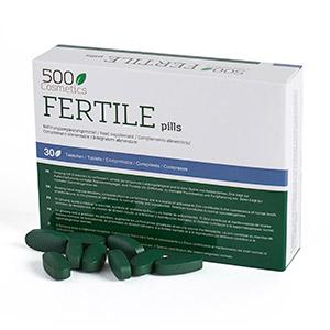 Mejorar la calidad del esperma, 500Cosmetics Fertile Pills