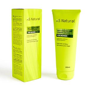 Crema para eliminar estrías XS Natural