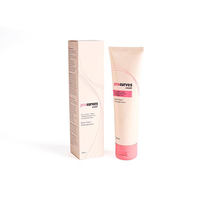 1 Procurves Cream + Breast Performance Δωρεάν