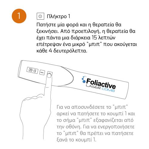 Paso 1 Folilaser