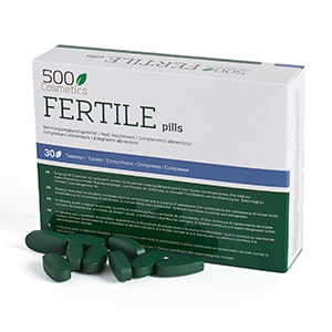 Βελτιώστε την ποιότητα του σπέρματος, 500Cosmetics Fertile Pills