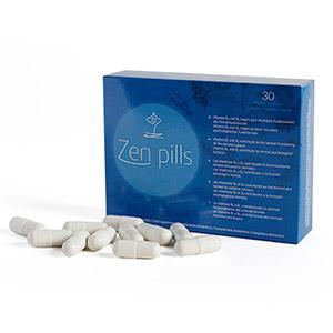 χάπια για τον έλεγχο του άγχους Zen Pills, XS Natural