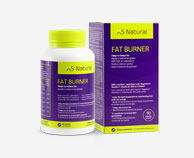 Pillole brucia grassi, Fat Burner XS Natural per eliminare il grasso addominale