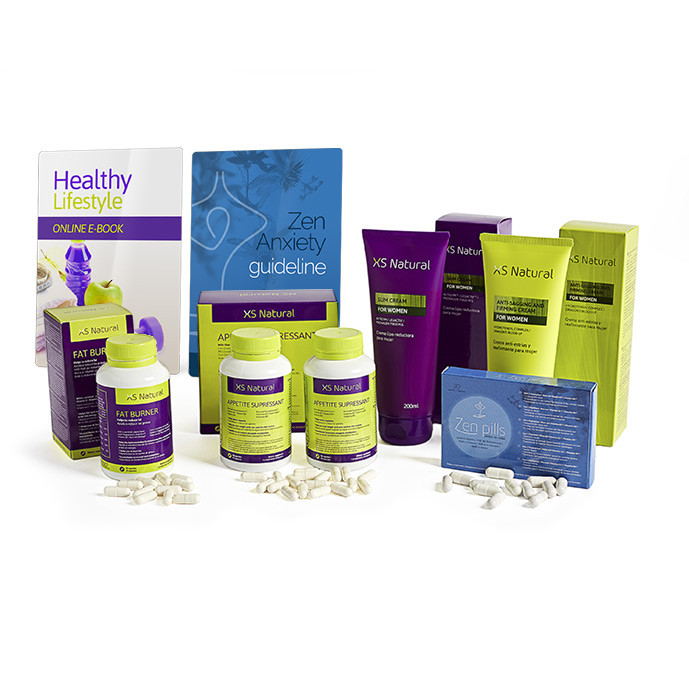 PACK XS MUJER