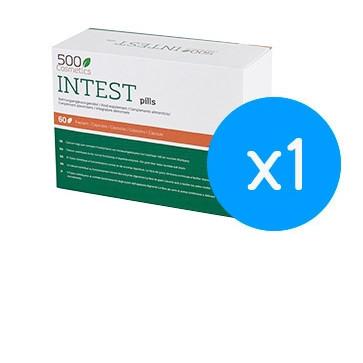 500Cosmetics Intest Pills, pastillas para prevenir hemorroides