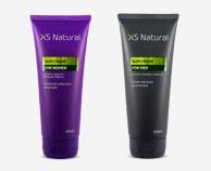 Crema lipo-reductora y anticelulítica XS Natural. Crema para reducir la grasa abdominal XS Natural