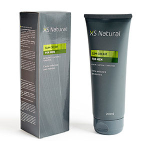 Crema para reducir la grasa abdominal XS Natural