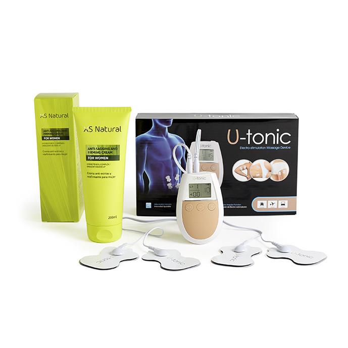 U-Tonic + XS Natural anti-sagging & firming cream