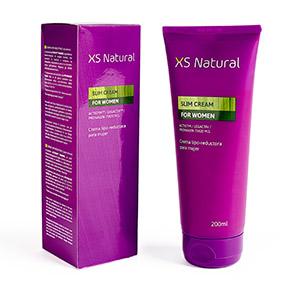 Crema para eliminar celulitis XS Natural