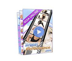 Breast Performance, ejercicios para aumentar los senos y mejorar la firmeza